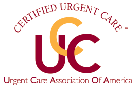All OnPoint Locations are Certified by the Urgent Care Association of America